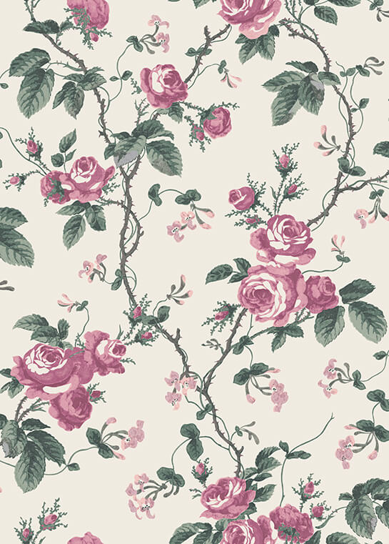 In Bloom - French Roses I - 7210 -