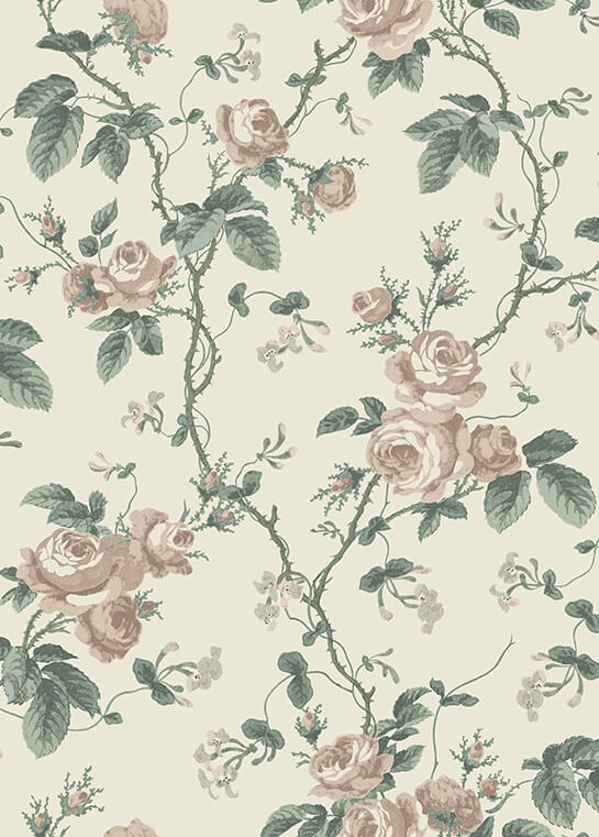 In Bloom - French Roses II - 7211 -